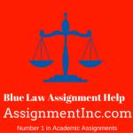 Blue Law