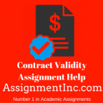 Contract Validity