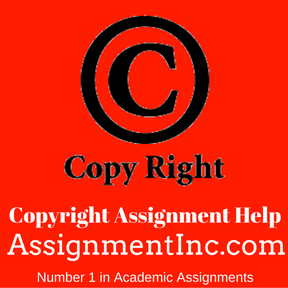Copyright Assignment Help