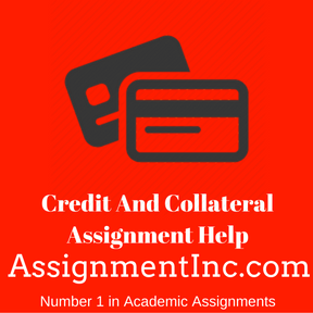 Credit And Collateral Assignment Help