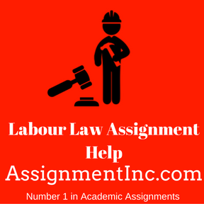 Labour Law Assignment Help