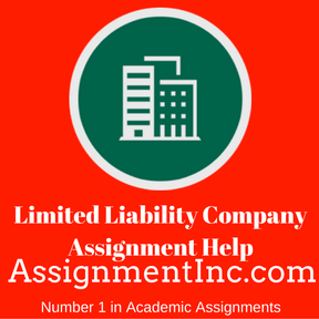 Limited Liability Company Assignment Help