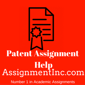 Patent Assignment Help