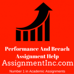 Performance And Breach