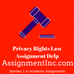 Privacy Rights Law