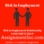 Risk In Employment Relationship
