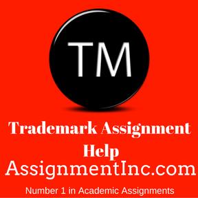 Trademark Assignment Help