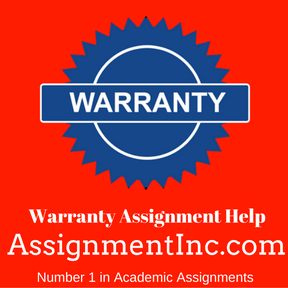 Warranty Assignment Help