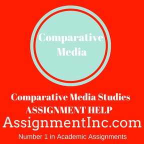 Comparative Media Studies ASSIGNMENT HELP