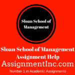 Sloan School of Management