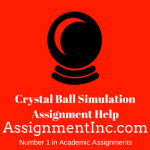 Crystal Ball Simulation