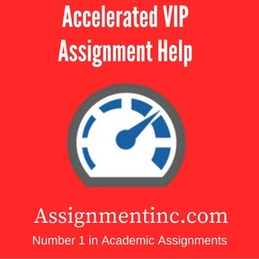 Accelerated VIP Assignment Help