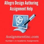 Allegro Design Authoring