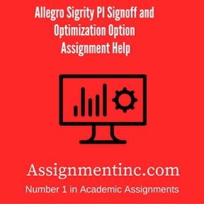 Allegro Sigrity PI Signoff and Optimization Option Assignment Help