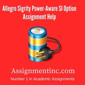 Allegro Sigrity Power-Aware SI Option Assignment Help