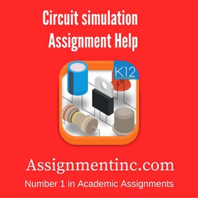 Circuit simulation Assignment Help