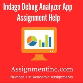 Indago Debug Analyzer App Assignment Help