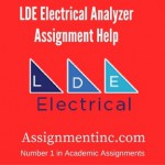 LDE Electrical Analyzer