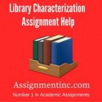 Library Characterization