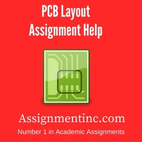 PCB Layout Assignment Help