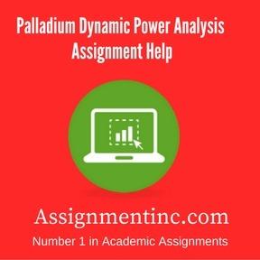 Palladium Dynamic Power Analysis Assignment Help