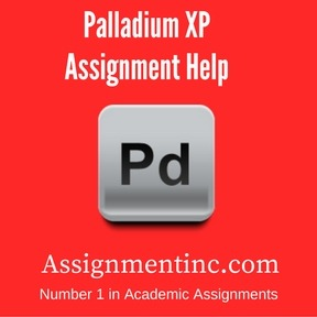 Palladium XP Assignment Help