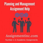 Planning and Management