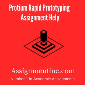 Protium Rapid Prototyping Assignment Help