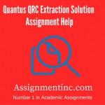 Quantus QRC Extraction Solution