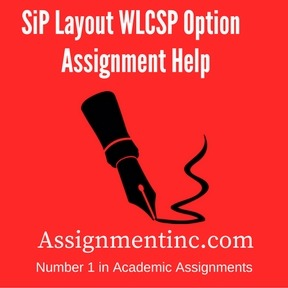 SiP Layout WLCSP Option Assignment Help