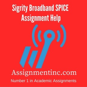 Sigrity Broadband SPICE Assignment Help