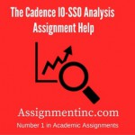 The Cadence IO-SSO Analysis