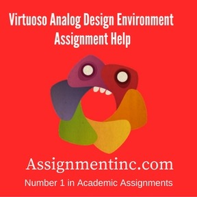 Virtuoso Analog Design Environment Assignment Help
