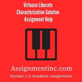 Virtuoso Liberate Characterization Solution Assignment Help