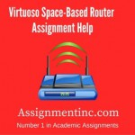 Virtuoso Space-Based Router