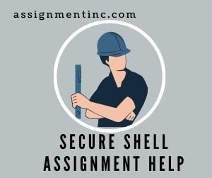 Secure Shell Assignment Help