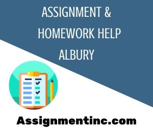Assignment & Homework Help Albury
