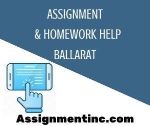 Assignment & Homework Help Ballarat