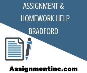 Assignment & Homework Help Bradford