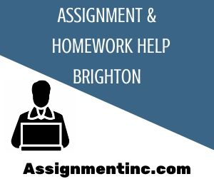 Assignment & Homework Help Brighton