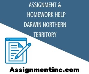 Assignment & Homework Help Darwin Northern Territory