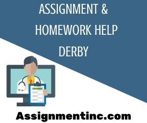 Assignment & Homework Help Derby