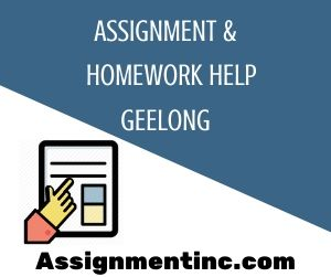 Assignment & Homework Help Geelong