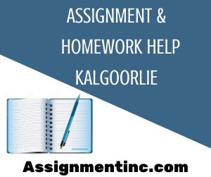 Assignment & Homework Help Kalgoorlie