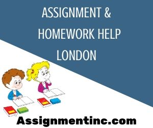 Assignment & Homework Help London