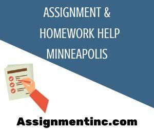 Assignment & Homework Help Minneapolis