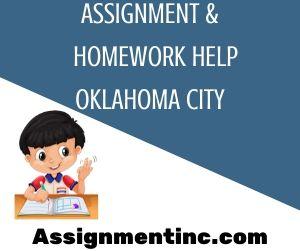 Assignment & Homework Help Oklahoma City