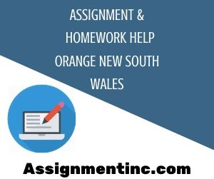 Assignment & Homework Help Orange New South Wales