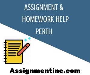Assignment & Homework Help Perth