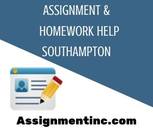 Assignment & Homework Help Southampton